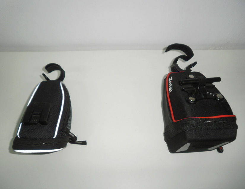 Saddle Bag Road Bike